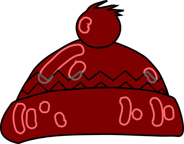 Winter Hat Clip Art at Clker.com.