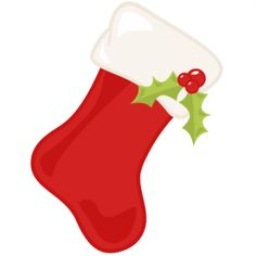 34 Best Clip Art❤Christmas Stockings images in 2019.