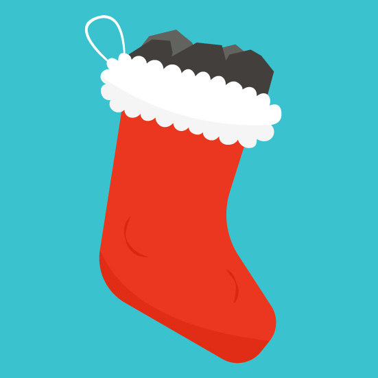 Why Does Santa Give Coal To Naughty Kids?.