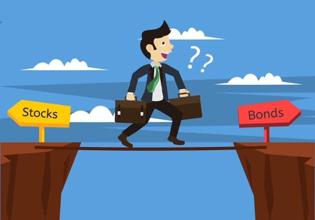 Savvy Investor: stocks or bonds?.