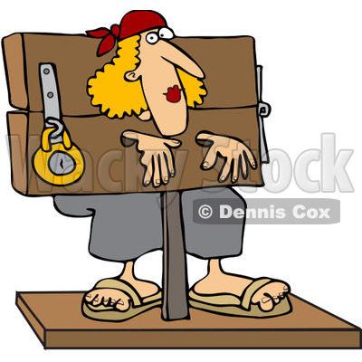Stocks Clipart by Dennis Cox.