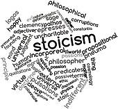 Stock Illustration of Stoicism k11867856.