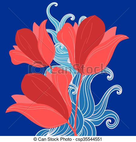 Clipart Vector of stok.