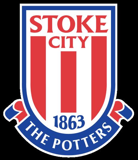 Stoke City Logo transparent PNG.
