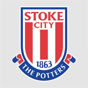 Stoke City FC Logo Vector (.EPS) Free Download.