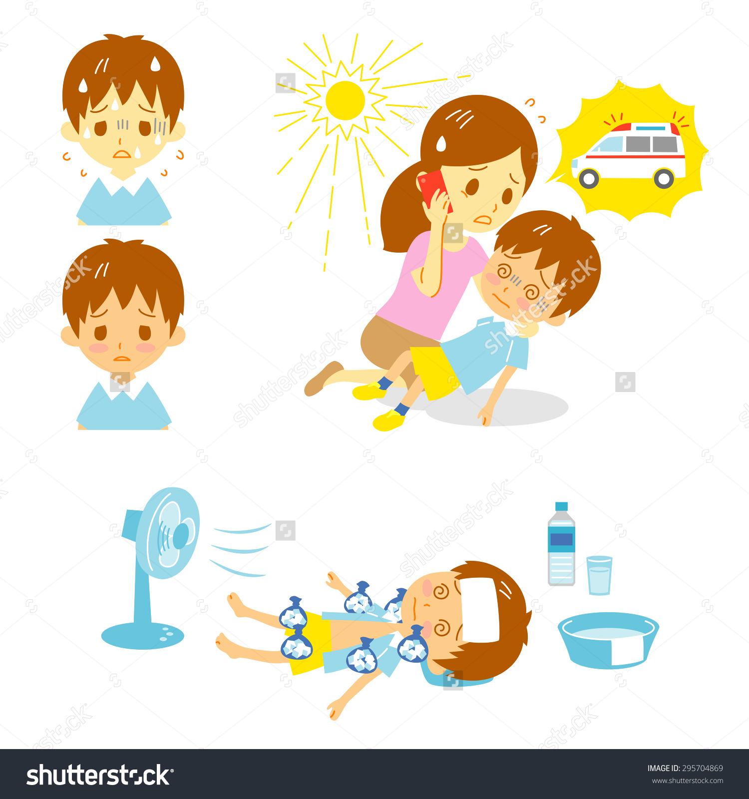 Showing post & media for Heat stroke cartoon flyers.