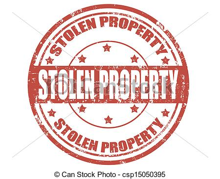 EPS Vectors of Stolen property.