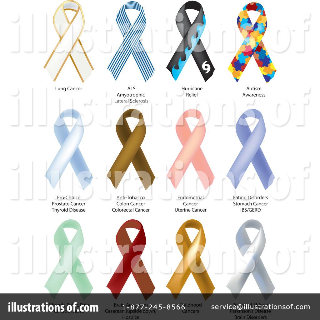 Awareness Ribbons Clipart #72770.