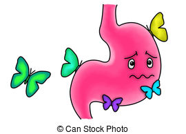 Butterflies stomach Stock Illustrations. 58 Butterflies stomach.