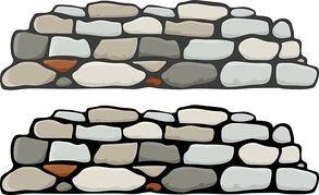 Stone Clip Art.