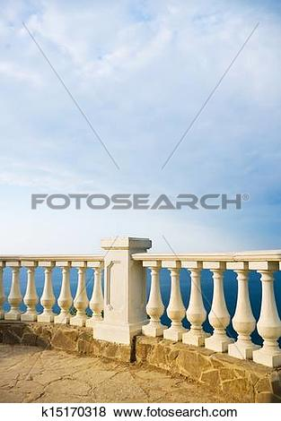 Pictures of stone balcony k15170318.