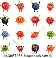 Stone berry Clipart and Illustration. 121 stone berry clip art.