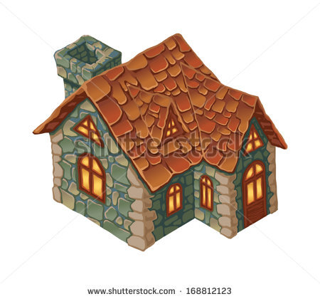 stone house clipart clipground