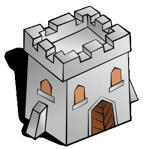 Stone Building Clip Art Download.