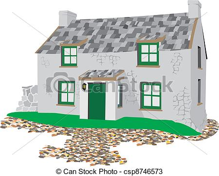 Stone house Illustrations and Stock Art. 7,795 Stone house.