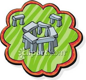 The_Stone_Circle_At_Stonehenge_Royalty_Free_Clipart_Picture_090226.