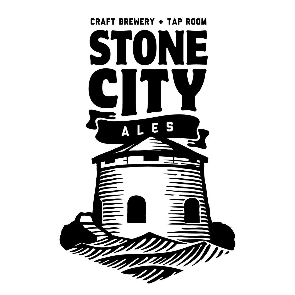 Stone City Ales (@StoneCityAles).