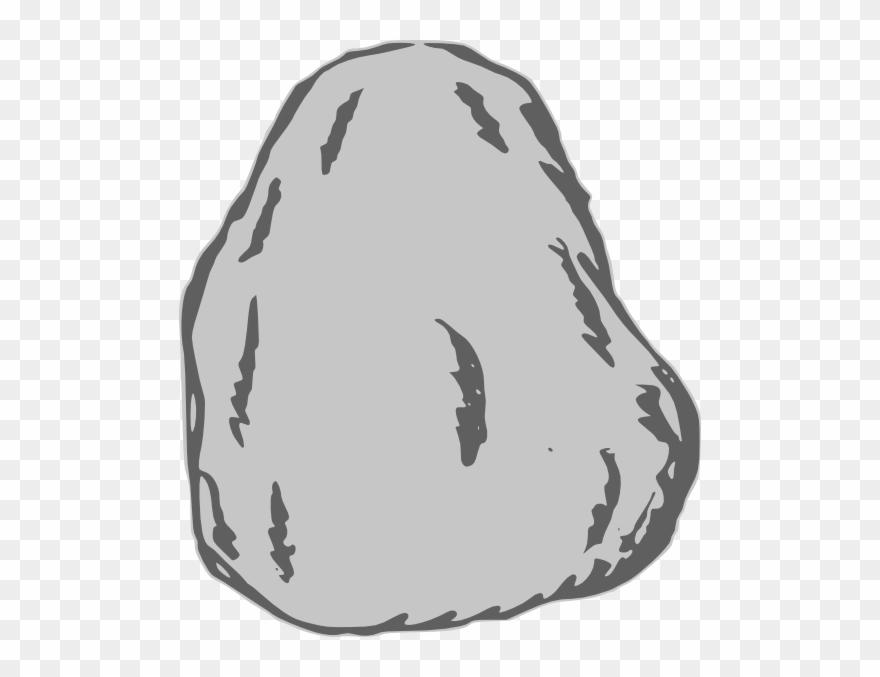 Cartoon Stone Clip Art.