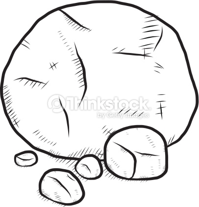 Stone clipart black and white 5 » Clipart Station.