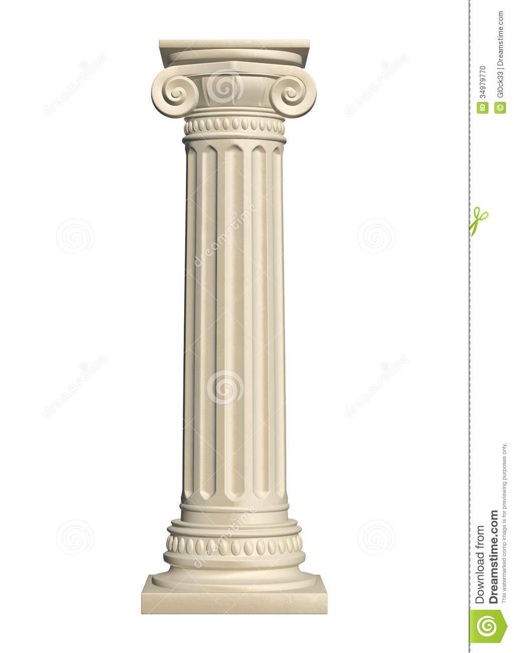 Stone Pillar Clipart Clipground