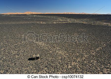 Stock Photos of Stone desert.
