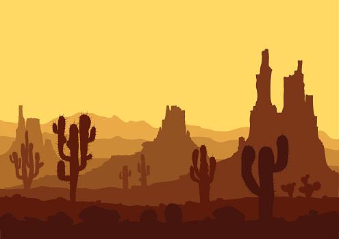 Stone Desert Clip Art, Vector Images & Illustrations.