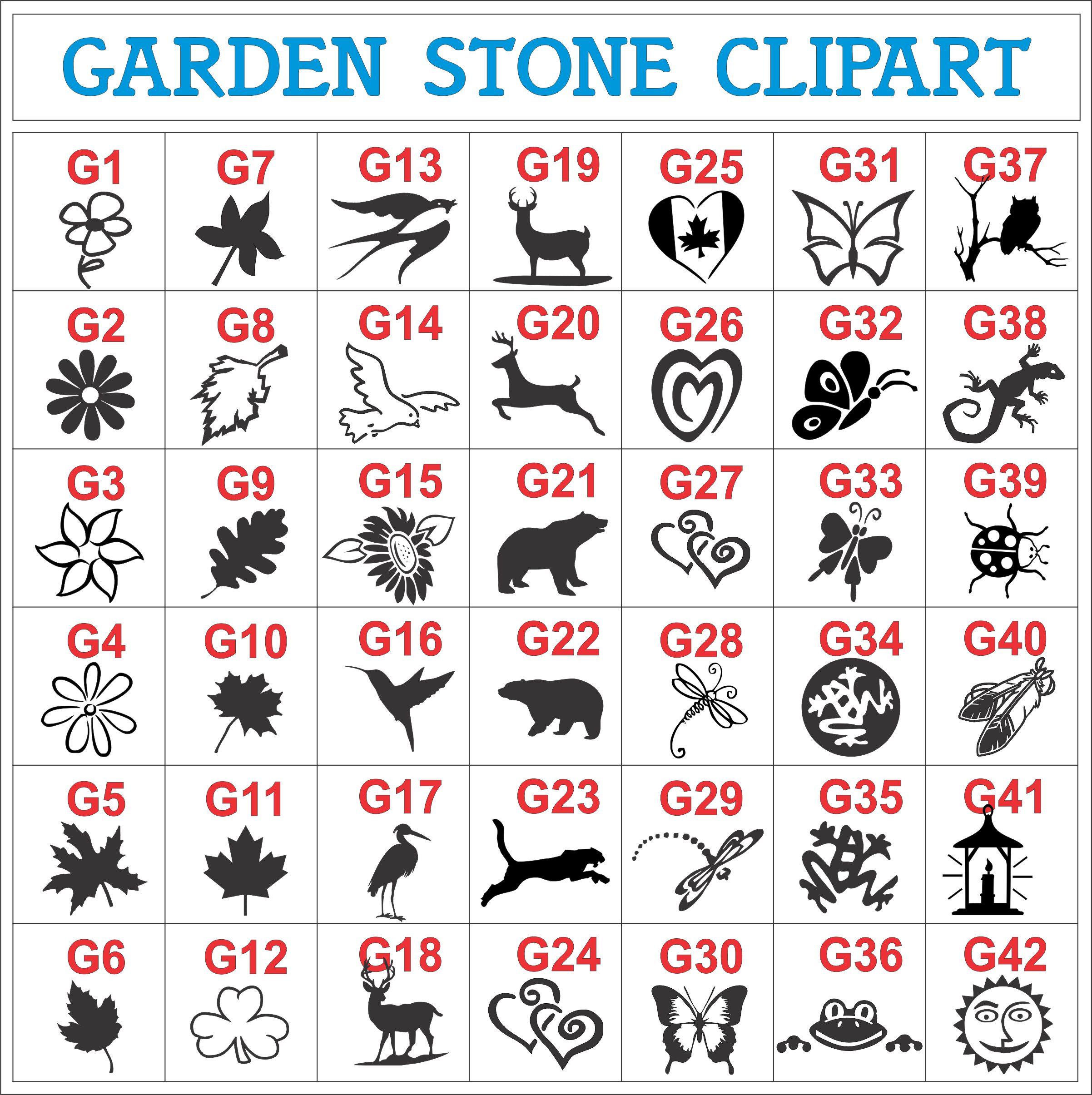 Garden Stone.