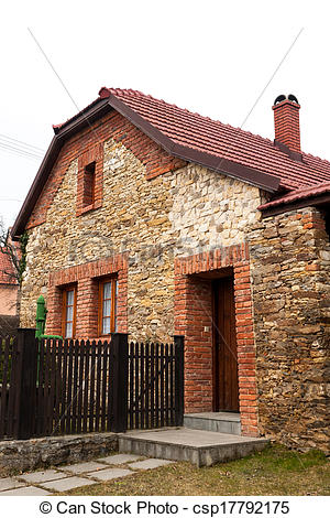 Picture of Traditional brick.