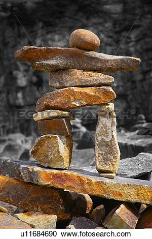 Stock Photography of Stone figure u11684690.