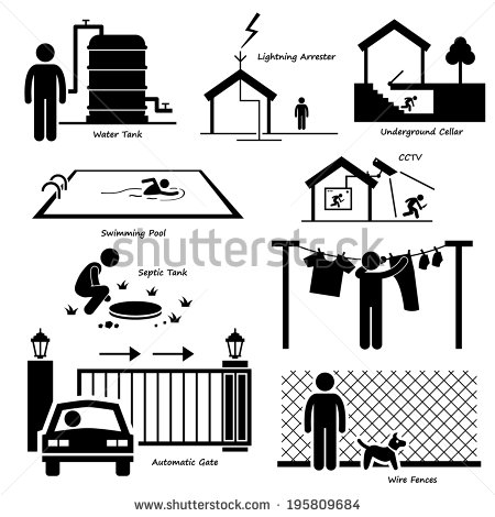 Automatic Gate Stock Photos, Royalty.