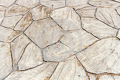 Texture Of Stone Floor. Stock Images.