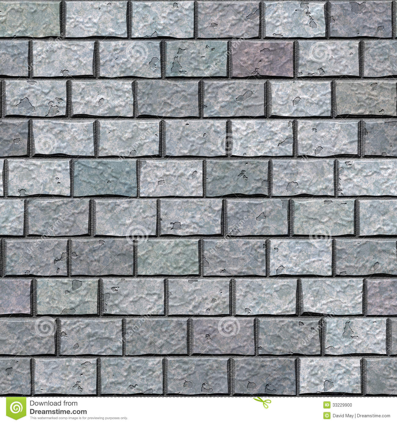 100% Seamless Stone Floor Stock Photo.