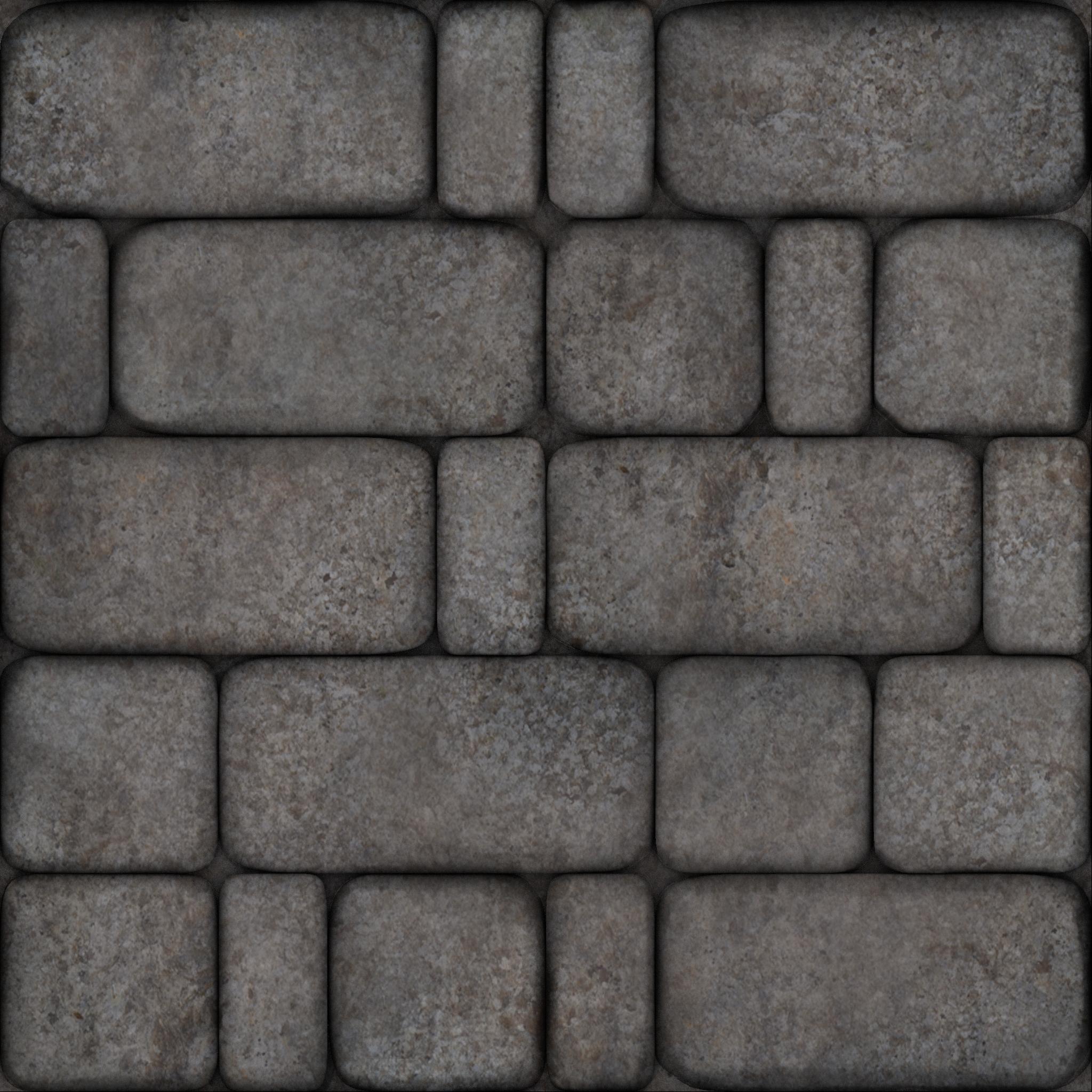 Stone Floor.