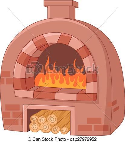 Stone oven Clipart Vector Graphics. 124 Stone oven EPS clip art.