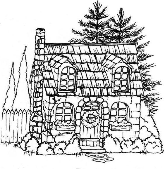 Beccy's Place: Stone Cottage http://beccysplace.blogspot.com.