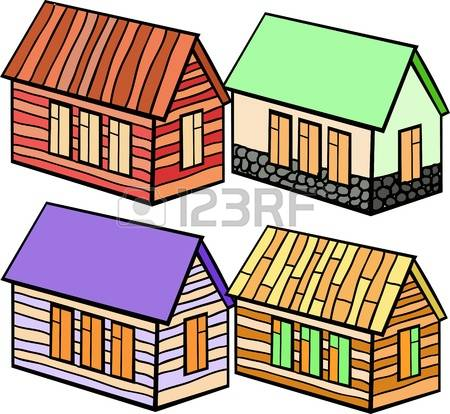 9,842 Stone Houses Cliparts, Stock Vector And Royalty Free Stone.