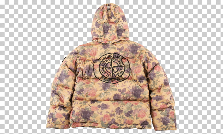 Hoodie, stone island logo PNG clipart.