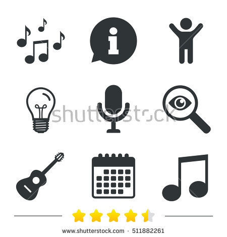 Live Music Stock Images, Royalty.