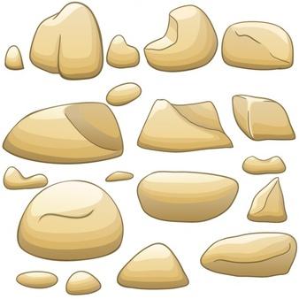 Rock Stone Vectors, Photos and PSD files.
