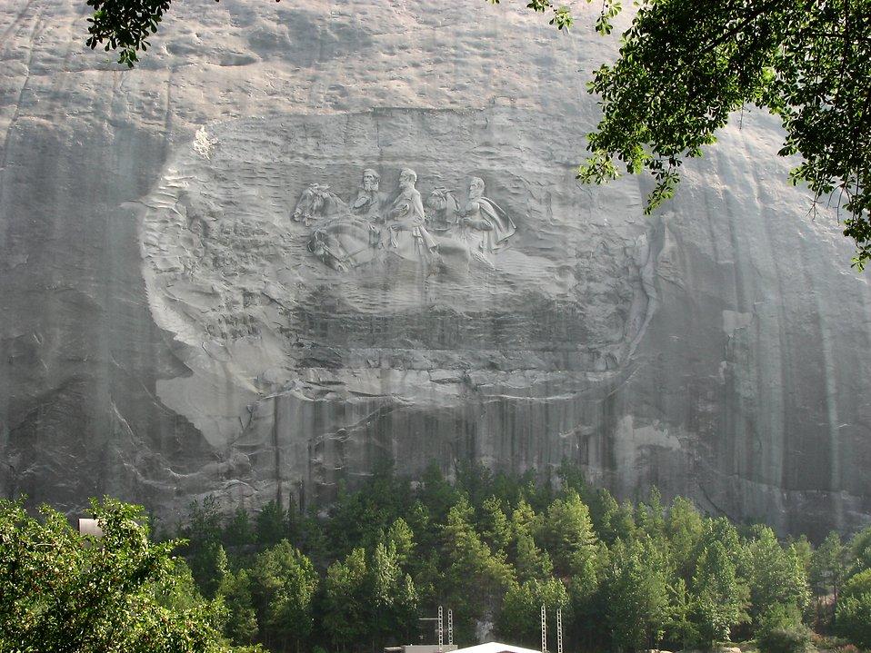 Stone Mountain.