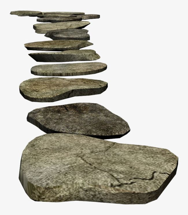 Stone Path PNG, Clipart, Big, Big Stone, Natural, Path.