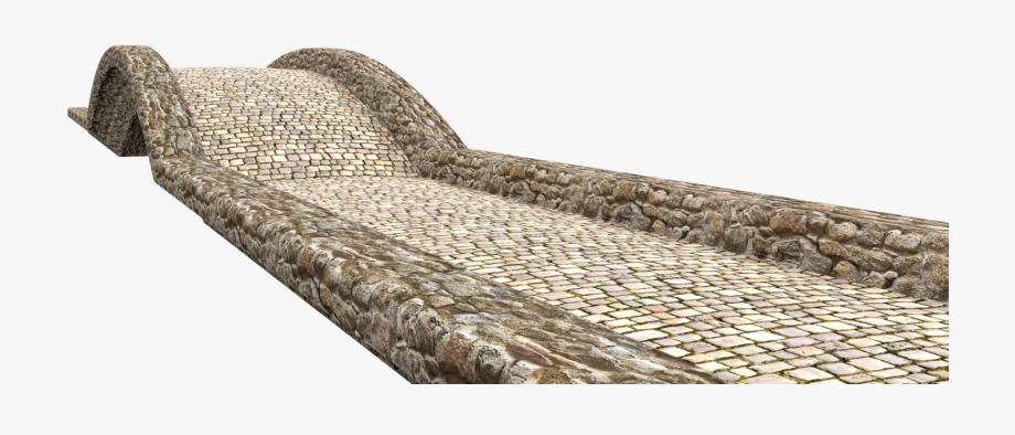 Stone Path Png.