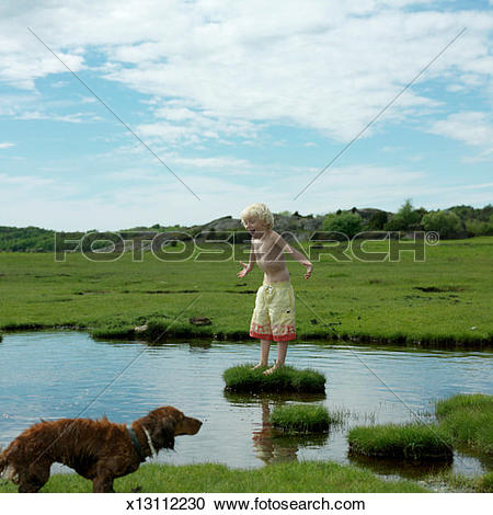 Stock Photography of Boy (6.