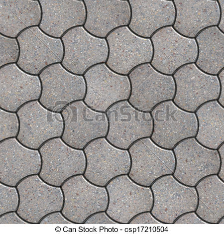 Stone slabs clipart #15