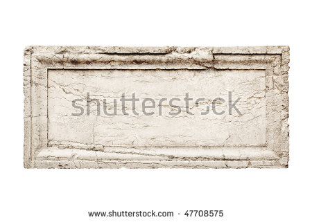 Stone Slab Stock Images, Royalty.