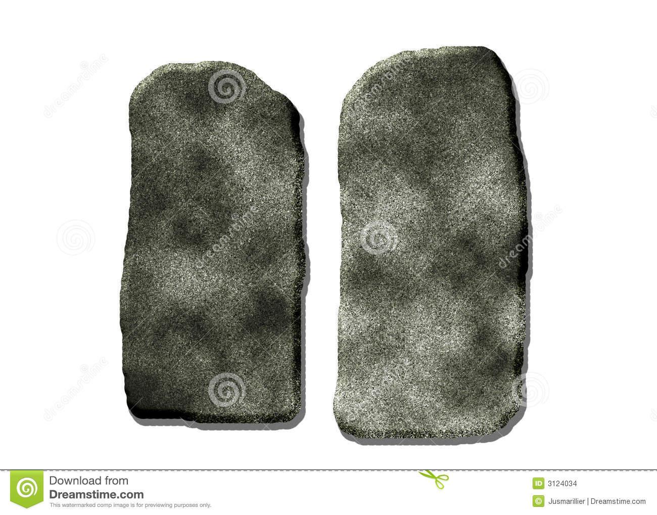 Stone Stock Illustrations.