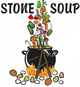 Stone Soup Clipart.