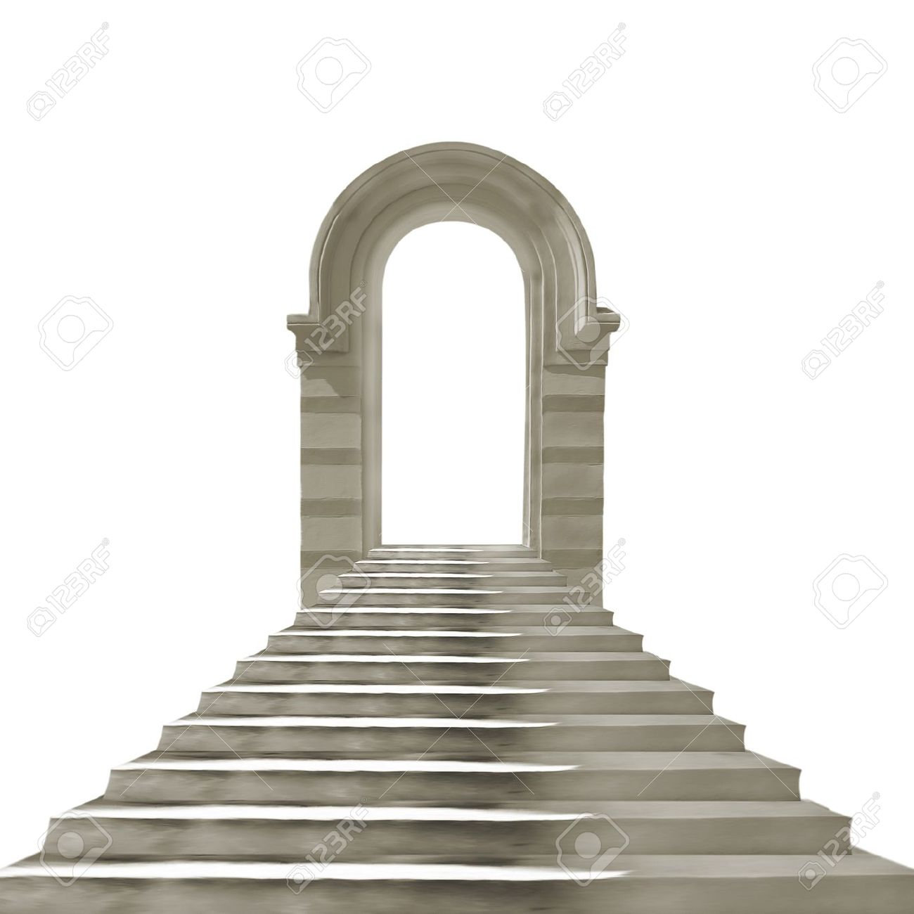 Royal stairs clipart background.