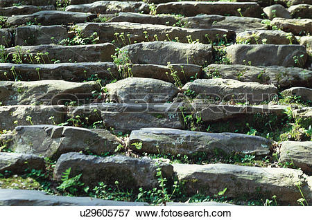 Picture of Stone steps at Jingo.