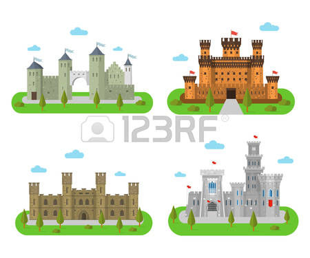 5,432 Stone Tower Stock Vector Illustration And Royalty Free Stone.